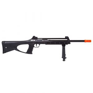 ASG Airsoft Rifle 1 ASG Tac-6 CO2 Semi-Auto Airsoft Sniper Rifle