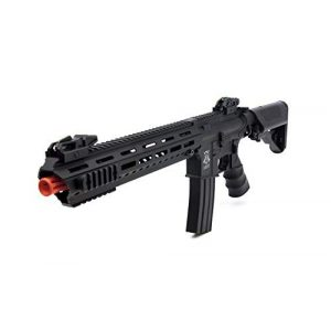 Black Ops Airsoft Rifle 1 Black Ops Airsoft Guns Rifle- Electric Full Metal M4 Viper Elite Upgraded