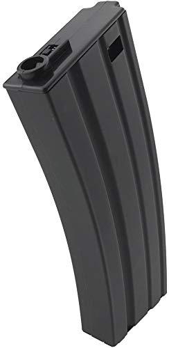 SportPro  3 SportPro 140 Round Metal Medium Capacity Magazine for AEG M4 M16 Airsoft - Black