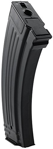 SportPro  3 SportPro 600 Round Metal High Capacity Magazine for AEG AK47 AK74 Airsoft - Black