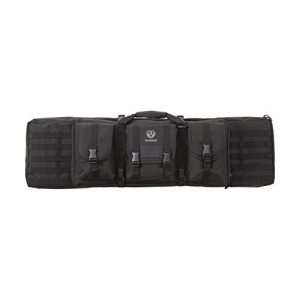Allen Company Airsoft Gun Case 1 Allen Company Ruger Double Rifle Case with MOLLE System