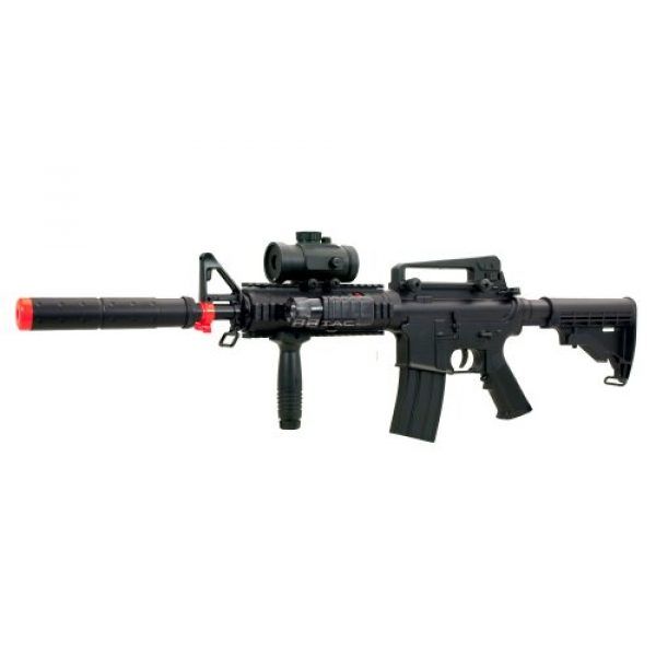 BBTac Airsoft Rifle 3 BBTac M83 Full Auto Electric Power LPEG Airsoft Gun with Warranty