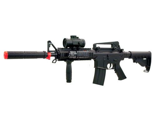BBTac  3 BBTac M83 Full Auto Electric Power LPEG Airsoft Gun with Warranty