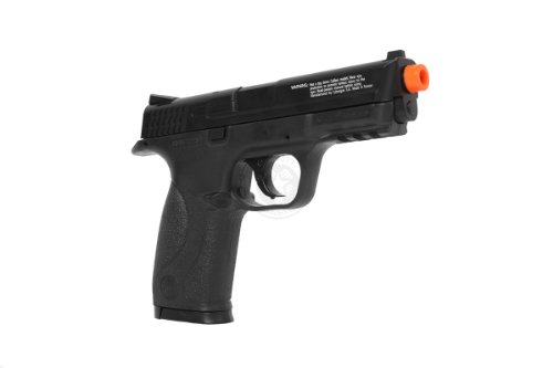 Smith & Wesson Airsoft Pistol 3 smith & wesson m&p40 co2 non-blowback black airsoft pistol(Airsoft Gun)
