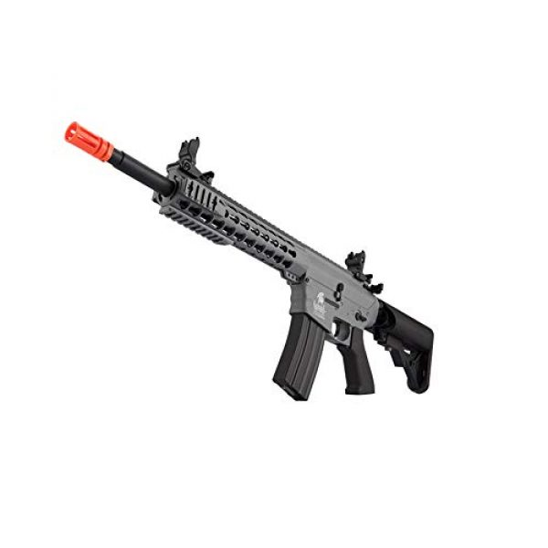 Lancer Tactical Airsoft Rifle 4 Lancer Tactical Gen 2 EVO AEG LT-12 AEG Electric Aerosoft Gun