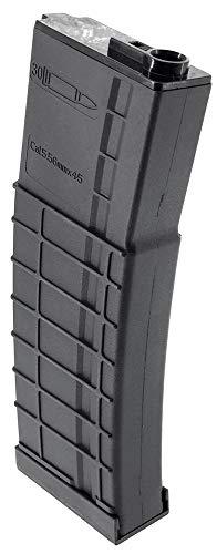 SportPro  2 SportPro CYMA 150 Round Polymer Thermold Waffle Medium Capacity Magazine for AEG M4 M16 Airsoft - Black