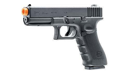 Umarex Airsoft Pistol 2 Umarex Glock 17 Gen4 GBB Airsoft, Black