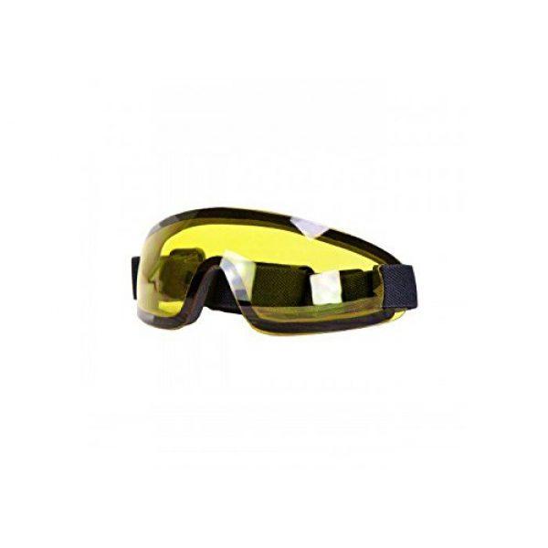 Bravo! Airsoft Goggle 1 Bravo! Tactical Low Profile Airsoft Goggles