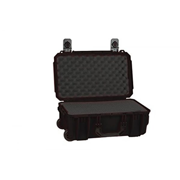 Seahorse Protective Equipment Cases Airsoft Gun Case 1 Seahorse Protective Equipment Cases SE830 Carry On Case with Foam