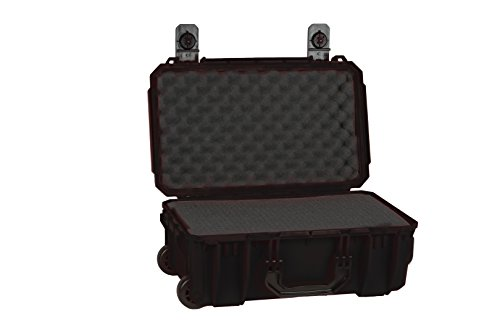 Seahorse Protective Equipment Cases  1 Seahorse Protective Equipment Cases SE830 Carry On Case with Foam