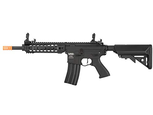 Lancer Tactical  1 Lancer Tactical LT-24 Full-Metal CQB M4 AEG Airsoft Rifle