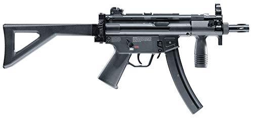 Umarex Airsoft Rifle 4 Umarex HK Heckler & Koch MP5 K-PDW Semi Automatic .177 Caliber BB Gun Air Rifle