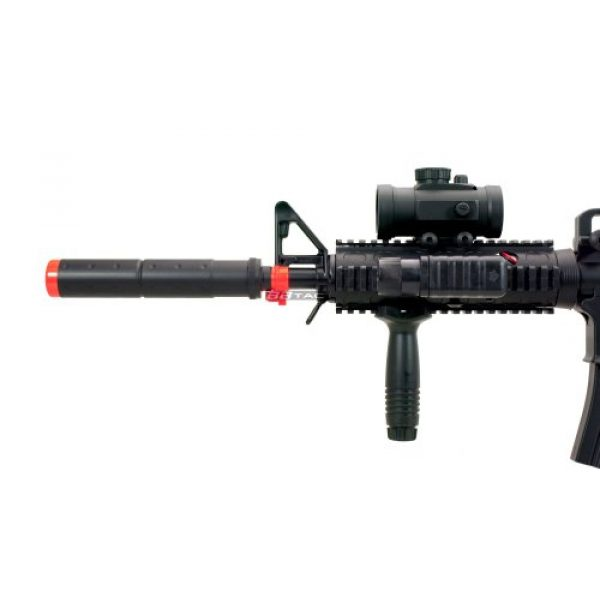 BBTac Airsoft Rifle 7 BBTac M83 Full Auto Electric Power LPEG Airsoft Gun with Warranty