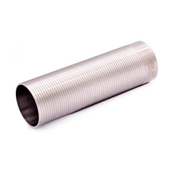 AOLS Airsoft Cylinder 2 AOLS Stainless Steel Cylinder for R85/SR-25/SVD