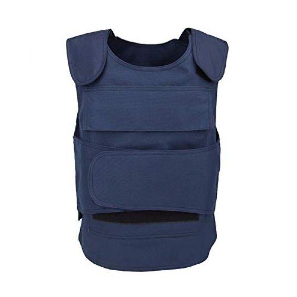 JUM Airsoft Tactical Vest 1 JUM Hunting Vests, Security Guard Vest Vest Cs Field Genuine Tactical Vest Clothing Cut Proof Protecting Clothes for Men Women Drop Shipping