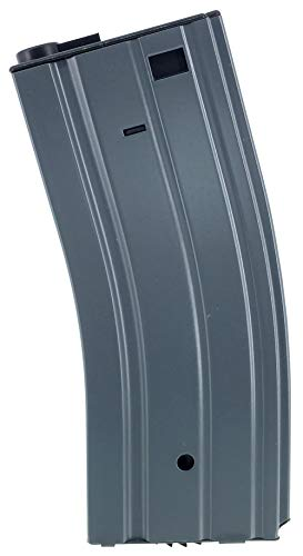 SportPro Airsoft Magazine 1 SportPro 300 Round Metal High Capacity Magazine for AEG M4 M16 Airsoft Gray