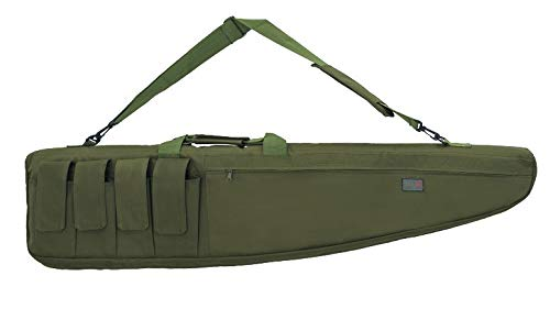 """Mlida  1 Mlida Rifle Bag Outdoor Tactical Carbine Cases Long Gun Case Bag for Hunting Shooting Range Sports Storage and Transport Length in 43"""""""