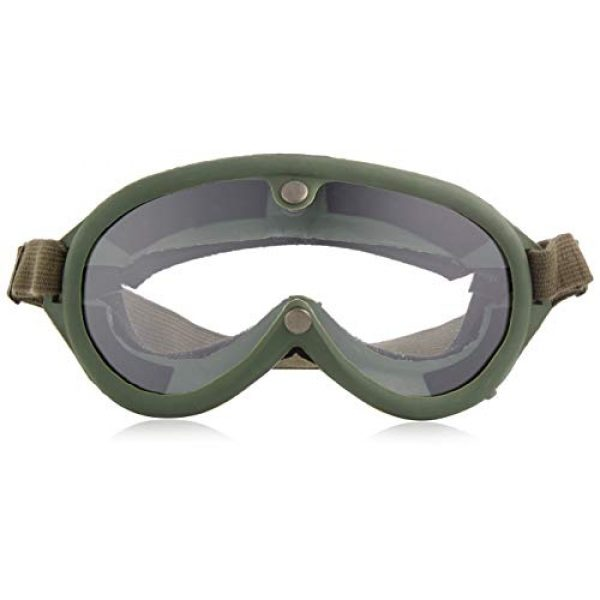 VooDoo Tactical Airsoft Goggle 2 Voodoo Tactical M-44 Military Style Goggles