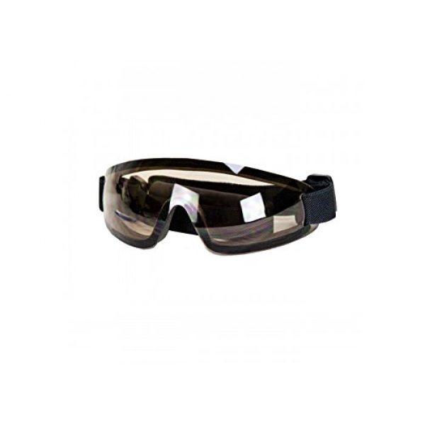 Bravo! Airsoft Goggle 3 Bravo! Tactical Low Profile Airsoft Goggles