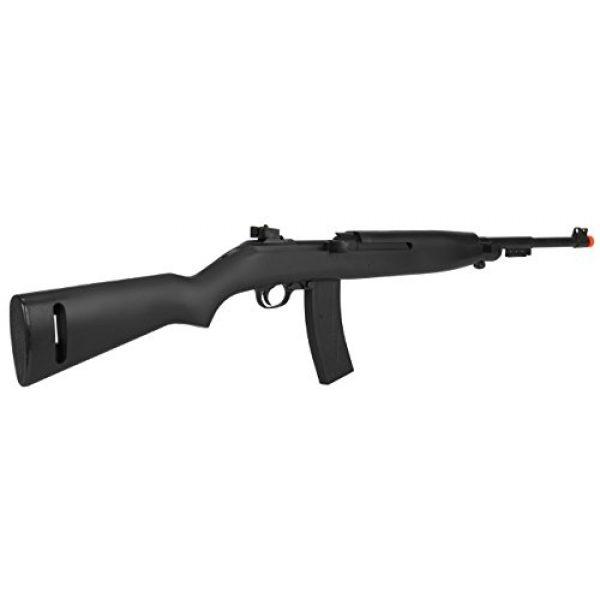 UKARMS Airsoft Rifle 4 UKARMS M1 Carbine Spring Airsoft Rifle Gun WW2 FPS 300
