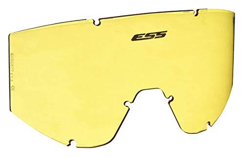 Eye Safety Systems Airsoft Goggle 1 ESS Eyewear 740-0315 - Striker Lens - Hi-Def Yellow