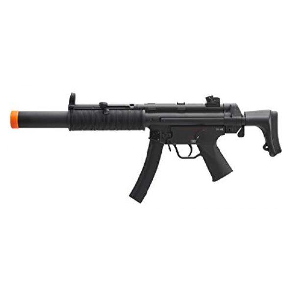Elite Force Airsoft Rifle 1 HK Heckler & Koch MP5 AEG Automatic 6mm BB Rifle Airsoft Gun, MP5 SD6