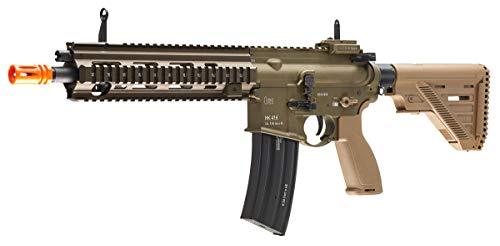Heckler & Koch Airsoft Rifle 2 Heckler & Koch Airsoft Rifle 416 A5 6Mm Tan