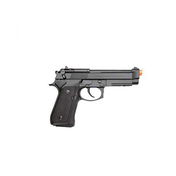 KWA Airsoft Pistol 2 KWA M9 PTP 6mm 24rd Railed Frame Airsoft Gun