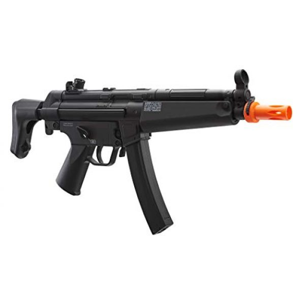 Elite Force Airsoft Rifle 4 Elite Force HK Heckler & Koch MP5 AEG Automatic 6mm BB Rifle Airsoft Gun, MP5 Competition Kit, Multi, One Size, Model Number: 2275052