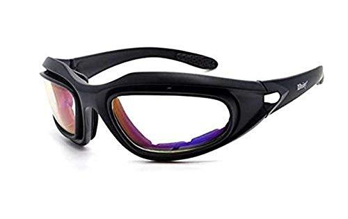 ZoliTime Airsoft Goggle 2 Outdoor Daisy C5 Goggles Glasses Polarized Sunglasses Night Vision Windproof