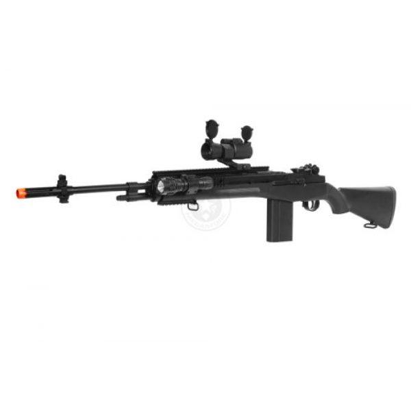 AGM Airsoft Rifle 1 400 fps agm airsoft m14 ris spring sniper rifle w/ red dot(Airsoft Gun)