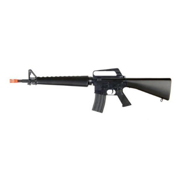 BBTac Airsoft Rifle 2 BBTac BT-BT16A2-+1000BB M16A2 Package Vietnam Style Spring Airsoft Gun Rifle with 1000 Ball Bearing