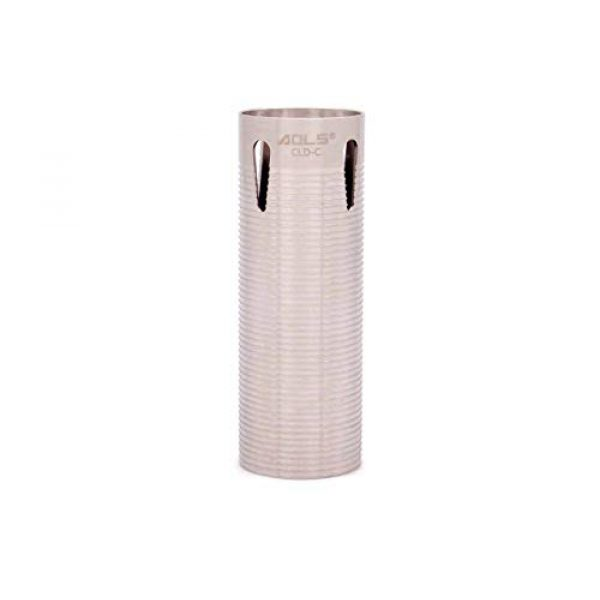 AOLS Airsoft Cylinder 3 AOLS Stainless Steel Cylinder C Type for AEG Gearbox