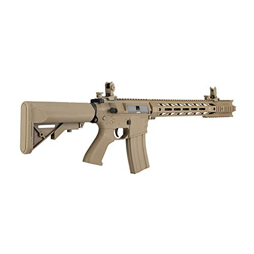 Lancer Tactical Airsoft Rifle 3 Lancer Tactical Gen 2 SPR Interceptor LT-25 AEG Electric Aerosoft Gun