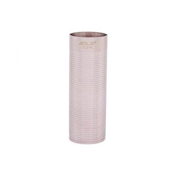 AOLS Airsoft Cylinder 3 AOLS Stainless Steel Cylinder A Type for AEG Gearbox