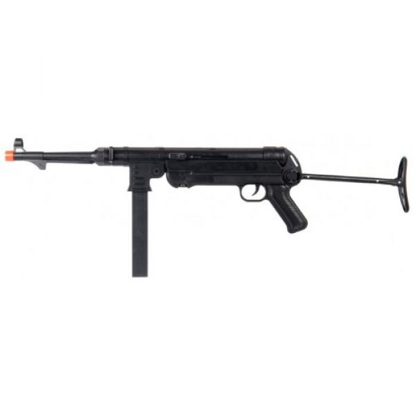 Velocity Airsoft Airsoft Rifle 1 ukarms p1301 mp40 spring airsoft gun realistic wwii replica fps-250 under folding stock(Airsoft Gun)