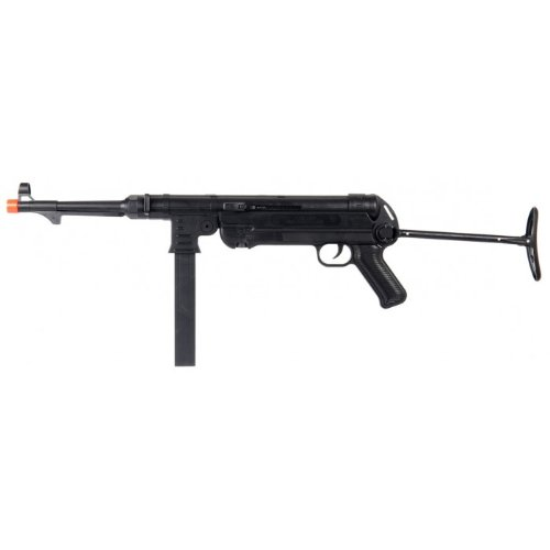 Velocity Airsoft  1 ukarms p1301 mp40 spring airsoft gun realistic wwii replica fps-250 under folding stock(Airsoft Gun)