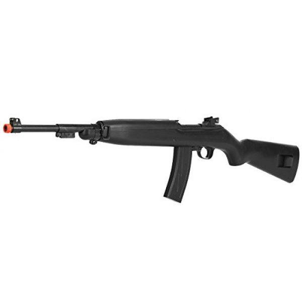 UKARMS Airsoft Rifle 3 UKARMS M1 Carbine Spring Airsoft Rifle Gun WW2 FPS 300