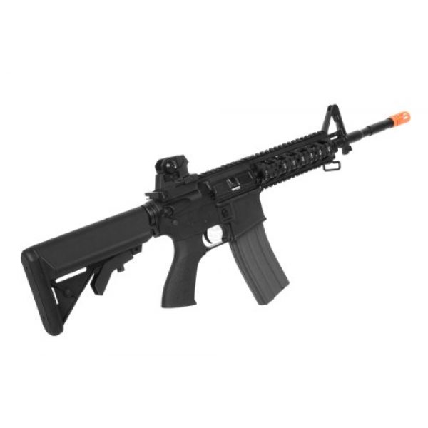 G&G Airsoft Rifle 5 G&G airsoft combat machine m4 raider high-performance full metal gearbox aeg rifle w/ integrated ras and crane stock(Airsoft Gun)