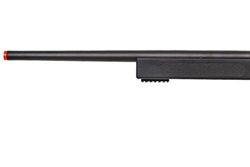 ASG  6 ASG McMillian Sportline M40A3 Bolt Action Spring Sniper Airsoft Rifle (Black)