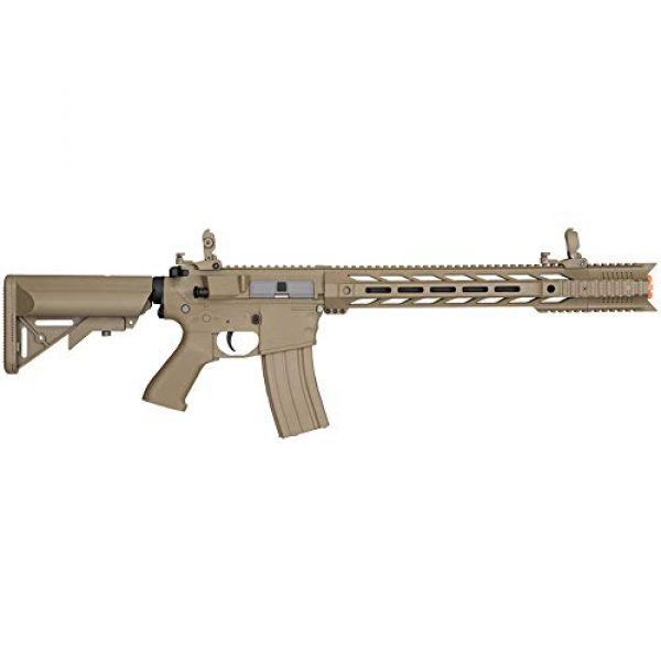 "Lancer Tactical Airsoft Rifle 1 LANCER TACTICAL Gen 2 SPR ""Interceptor"" LT-25 AEG Aerosoft Gun"