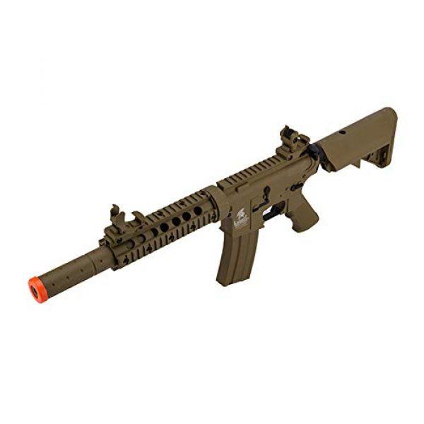 Lancer Tactical Airsoft Rifle 4 LANCER TACTICAL Gen 2 Polymer SD AEG Airsoft Gun