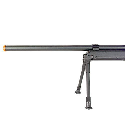 BBTac Airsoft Rifle 3 BBTac Powerful And Precision Spring Airsoft Sniper Rifle Gun