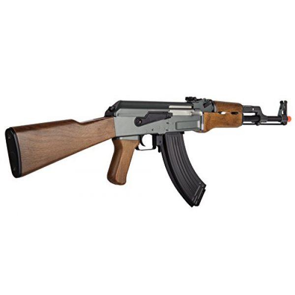UKARMS Airsoft Rifle 4 UKARMS Lancer Tactical LT-728 AEG AK-47 Electric Airsoft Gun Rifle