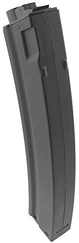 SportPro  4 SportPro 260 Round Metal High Capacity Magazine for AEG MP5 Airsoft - Black