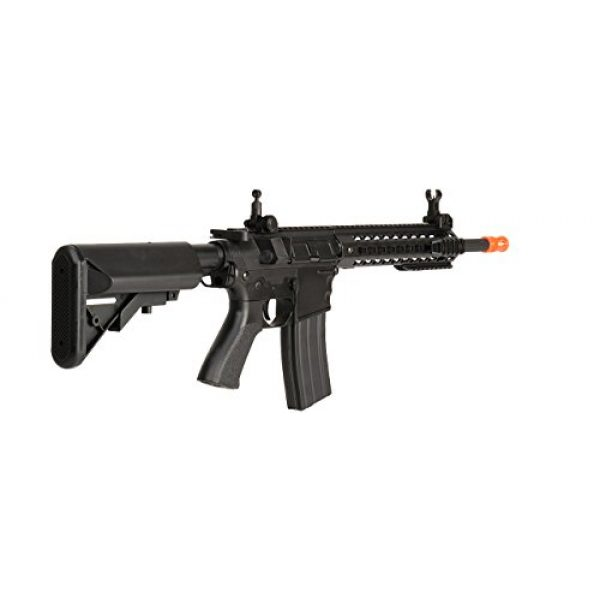 UKARMS Airsoft Rifle 2 UKARMS Lancer Tactical AEG M4 Keymod Electric Automatic Airsoft Rifle Gun - Full Metal Gearbox -
