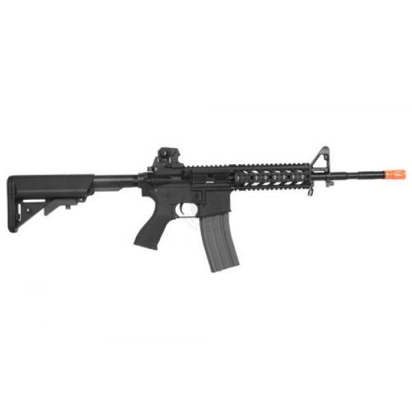 G&G Airsoft Rifle 4 G&G airsoft combat machine m4 raider high-performance full metal gearbox aeg rifle w/ integrated ras and crane stock(Airsoft Gun)