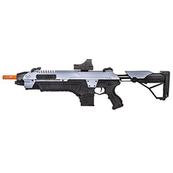 Star Airsoft Rifle 2 CSI S.T.A.R XR5 Advanced Main Battle Rifle M4 Carbine AEG Airsoft Gun ( Black/Gray)