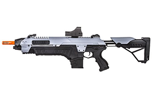 Star  2 CSI S.T.A.R XR5 Advanced Main Battle Rifle M4 Carbine AEG Airsoft Gun ( Black/Gray)