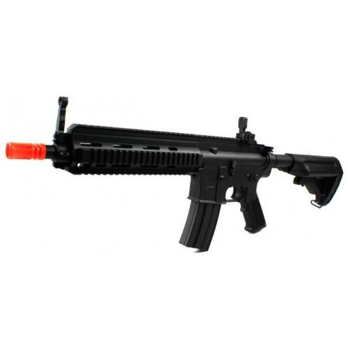BBTac  4 BBTac Airsoft Rifle M804 416 Full & Semi Auto Electric Gun AEG Shoots 6mm BBS